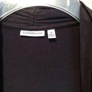 croft & barrow Tops - EUC Croft & Barrow Soft Light Wgt Shirt Combo